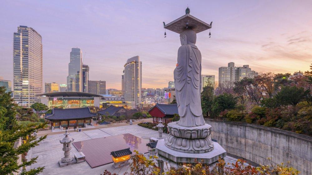 Quelques bonnes raisons de faire un voyage en Corée du Sud