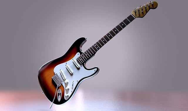 Apprenez facilement à jouer de la guitare électrique