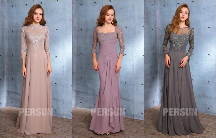 Robe longue : le bon compromis pour une allure classe et élégante en tant que témoin de mariage