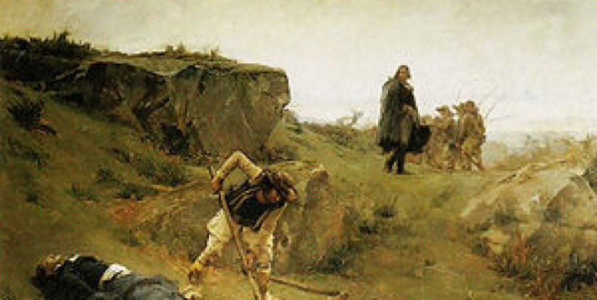 Quelques sites historiques de la Guerre de Vendée
